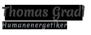 Energetiker Thomas Gradl